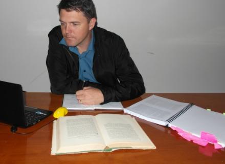 Sydney historian Paul Irish.