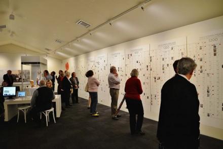 Photo of the Williams Gallery at Berrima Museum