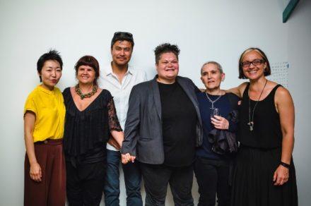 2017 NSW Visual Artist Fellowship Exhibition artist shortlist