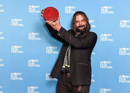 Warwick Thornton awarded the Sydney UNESCO City of Film Award