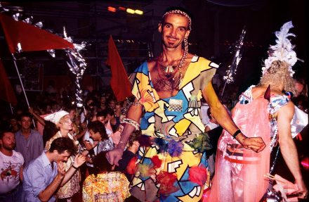 A moment in time captured from Sydney's queer dance party heyday, by William Yang.