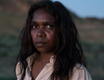 Natassia Gorey-Furber as Lizzie in Sweet Country