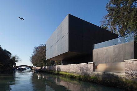 The Australian Pavilion in Venice. Photo by John Gollings.