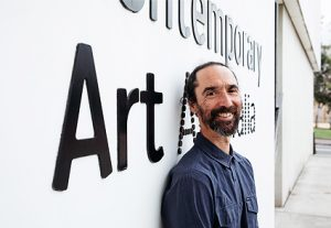 Denis Beaubois - Create NSW and MCA - NSW Visual Arts Mid-Career/Established Fellow. Photo by Daniel Boud.