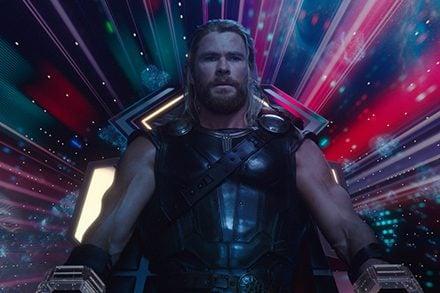 Thor Ragnarok. Courtesy of Marvel Studios.