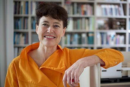 Jennifer Turpin, Ravenswood Women's Art Prize Patron. Image by Ian Hobbs.