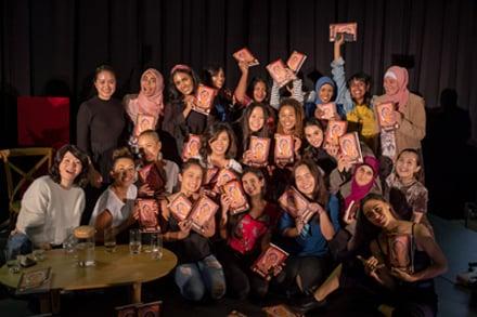 Sweatshop Women. Photo by Bethany Pal.