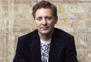 Artistic Director of the Biennale of Sydney, Brook Andrew. Image supplied by Biennale.
