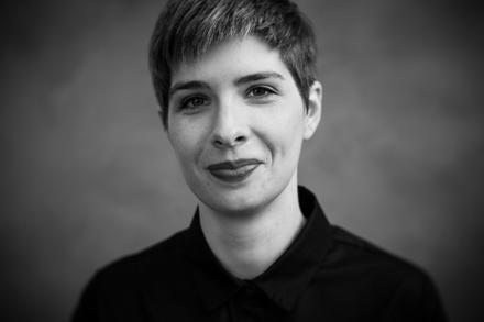 Sydney Writers' Festival Artistic Director Michaela McGuire. Courtesy Michaela McGuire.