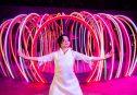 Healing Circles, Hiromi Tango, Brisbane Festival 2020. Image Josef Ruckli.