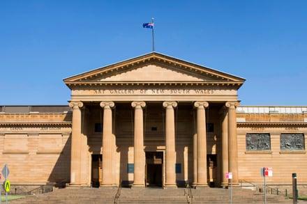 Art Gallery of NSW. Image: Jenni Carter.