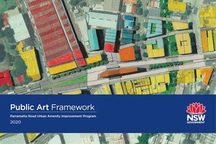 Public Art Framework - Parramatta Road Urban Amenity Improvement Program